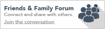 Friends and Family Forum